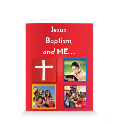 Jesus, Baptism and Me