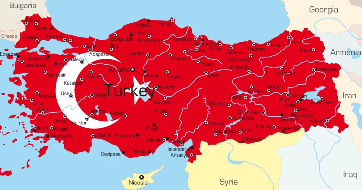 Thanks from Turkey