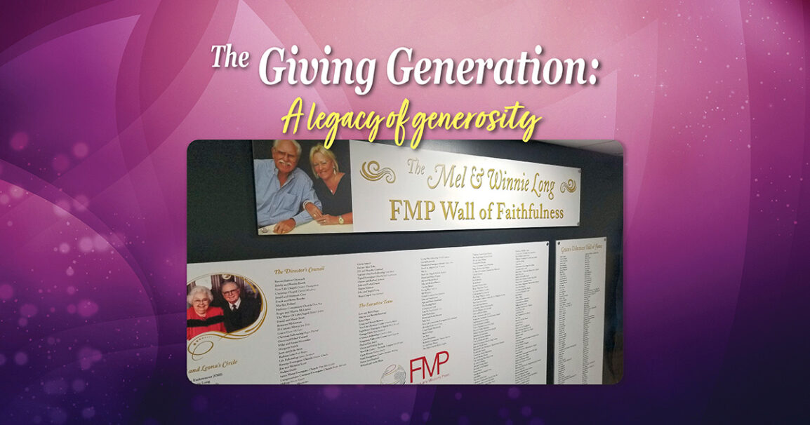 The Giving Generation