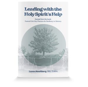 Leading with the Holy Spirit's Help