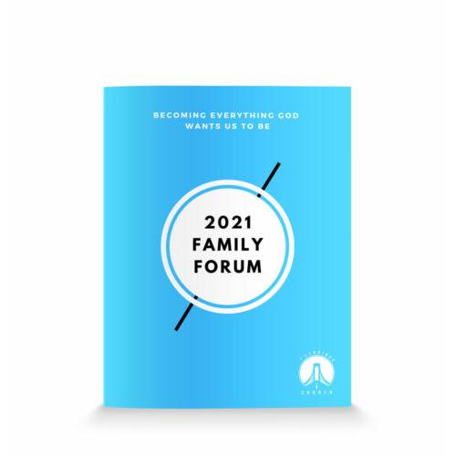 2021 Family Forum-English