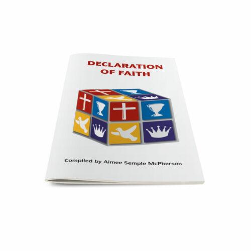 Declaration of Faith-English
