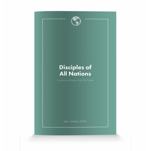 Disciples Of All Nations-English