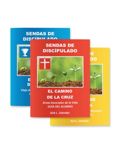 Discipleship Tracks-Spanish