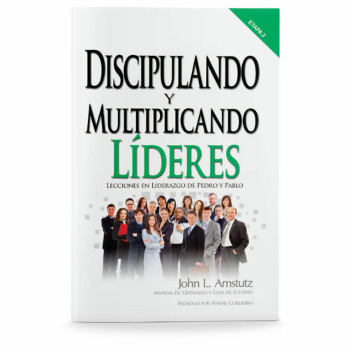 Discipling and Multiplying Leaders-Spanish