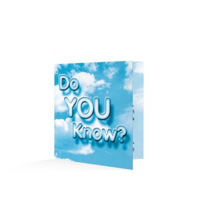 Do You Know-English