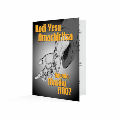 Does Jesus Heal The Sick Today-Chichewa