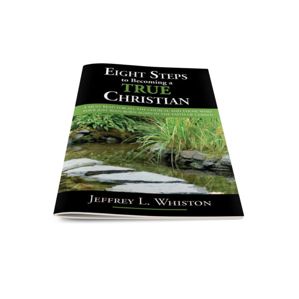 Eight Steps to Becoming a True Christian-English