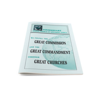 Foursquare Gospel Church of Southern Africa-English