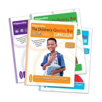 Gospel Light Curriculum-Philippines Edition-English