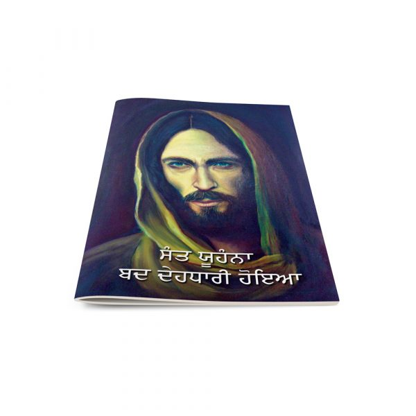 Gospel of John-Punjabi