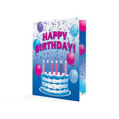 Happy Birthday-English
