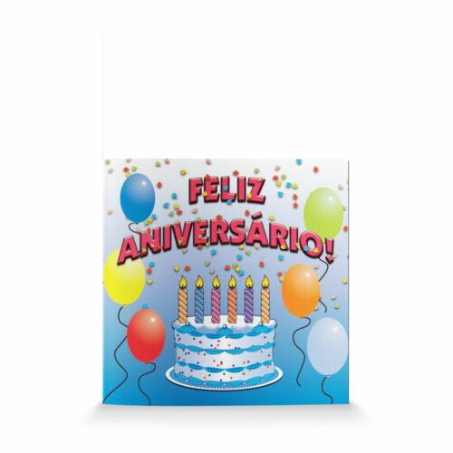 Happy Birthday-Portuguese