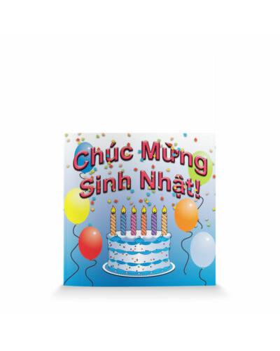 Happy Birthday-Vietnamese