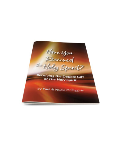Have You Received the Holy Spirit-English