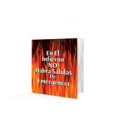 There Will Be No Fire Escape in Hell-Spanish