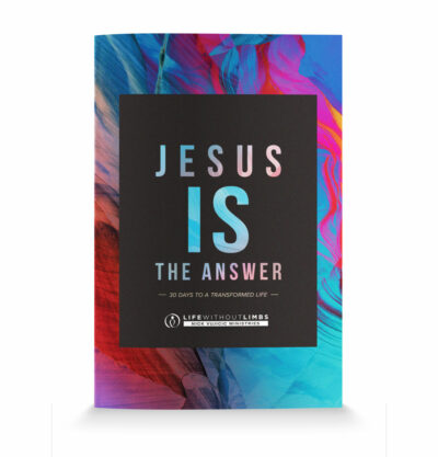 Jesus is the Answer-English