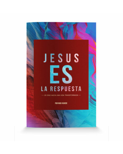 Jesus is the Answer-Spanish