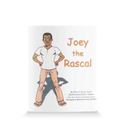 Joey the Rascal-Afican-English