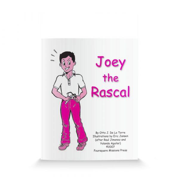 Joey the Rascal-English
