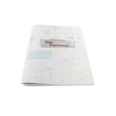 Kids Experience Journal-English