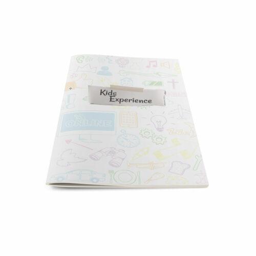 Kids Experience Journal-English