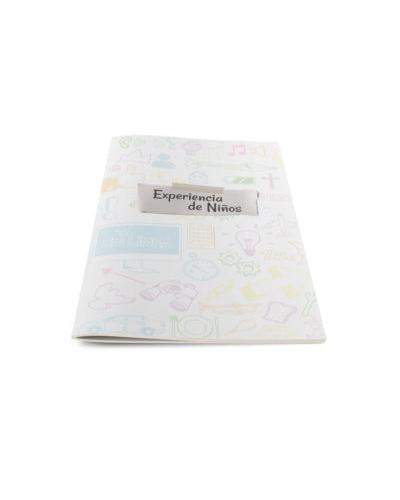 Kids Experience Journal-Spanish
