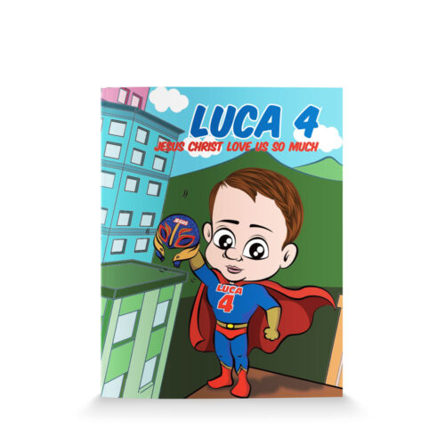 Luca 4-English