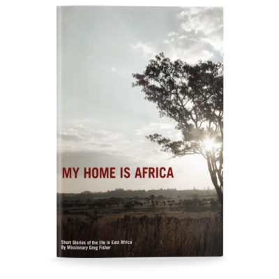My Home is Africa-English