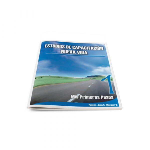 New Life Training Studies-book 1-Spanish