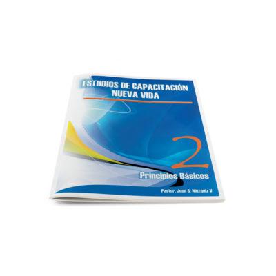 New Life Training Studies-book 2-Spanish