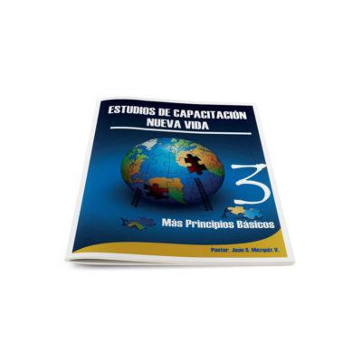 New Life Training Studies-book 3-Spanish