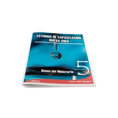 New Life Training Studies-book 5-Spanish