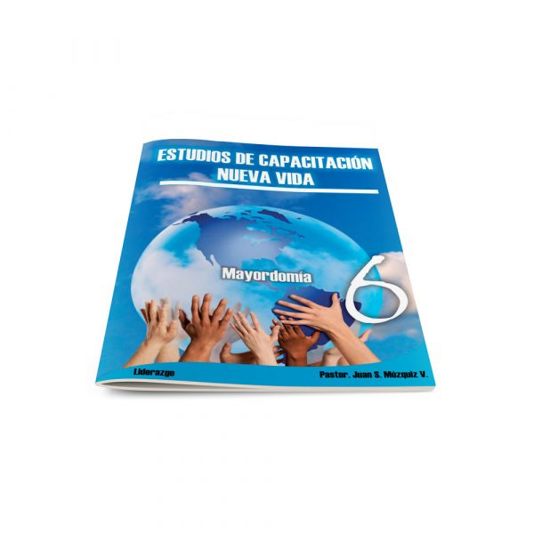 New Life Training Studies-book 6-Spanish