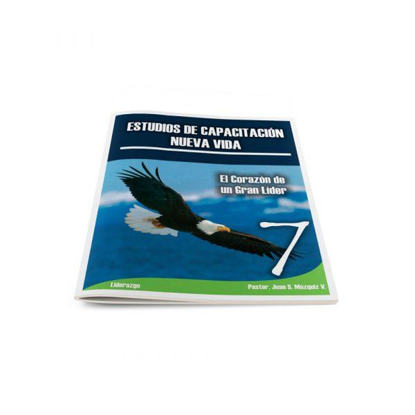 New Life Training Studies-book 7-Spanish