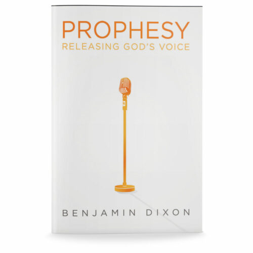 Prophesy-Releasing God's Voice-English