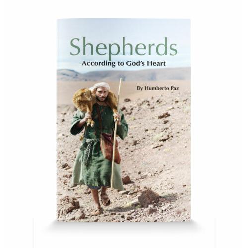 Shepherds-According to God's Heart-English