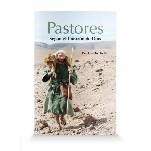Shepherds-According to God's Heart-Spanish
