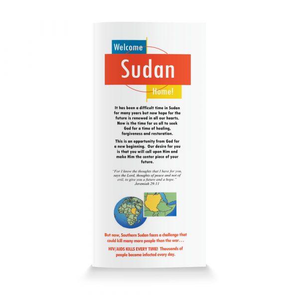Sudan Welcome Home-English