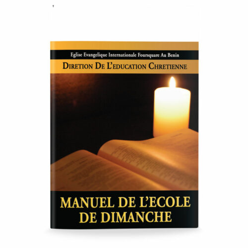 Sunday School Handbook-French
