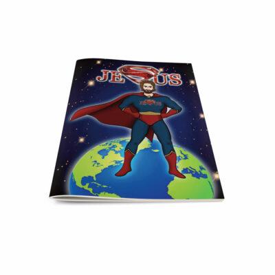 Super Jesus Comic-English