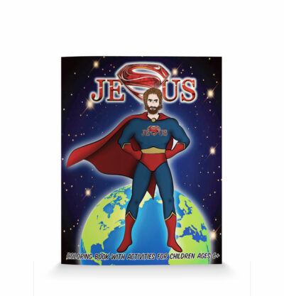 Super Jesus-English