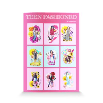 Teen Fashioned-English
