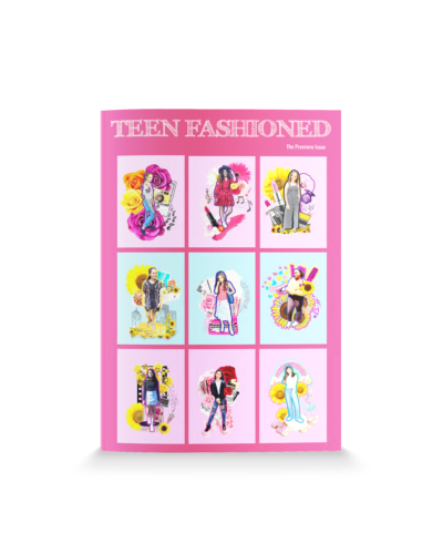 Teen Fashioned-English