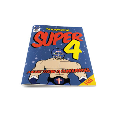 The Adventures of Super 4-English