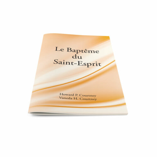 The Baptism in the Holy Spirit-French