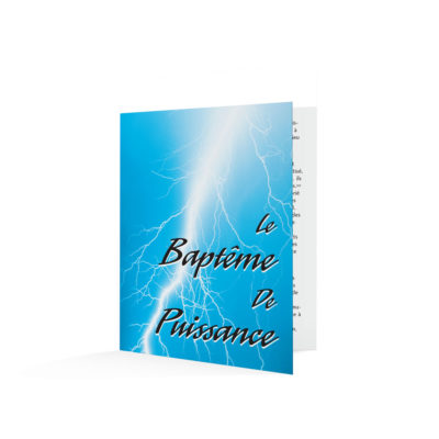 The Baptism of Power-French