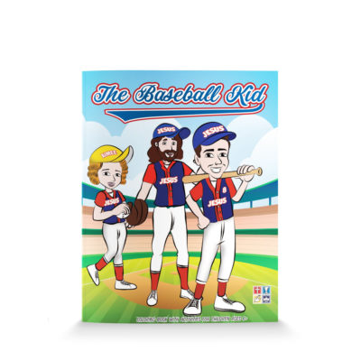 The Baseball Kid-English