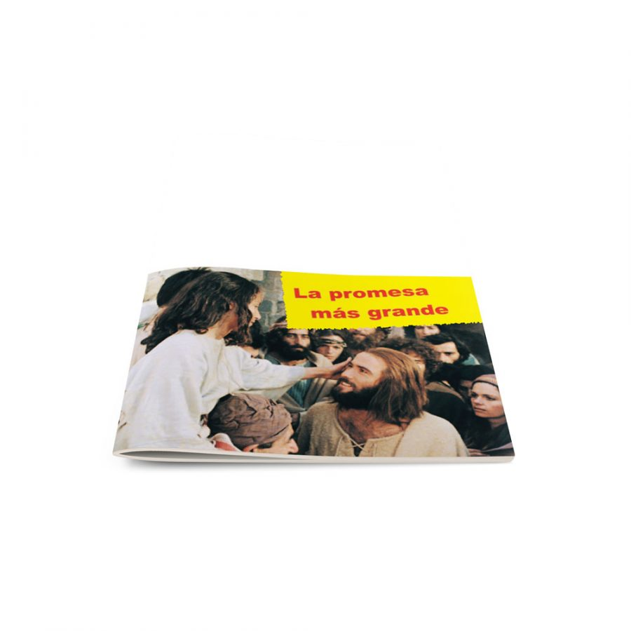 The Greatest Promise-Spanish
