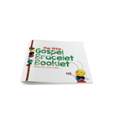 The Little Gospel Braclet Booklet-English